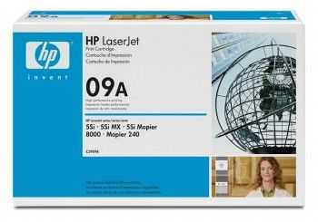 Toner Hp 09A black