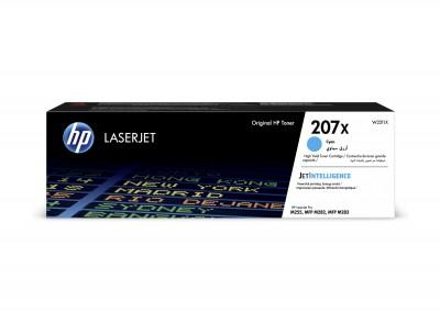 Toner HP 207X W2211X Cyan 2.450 pagini