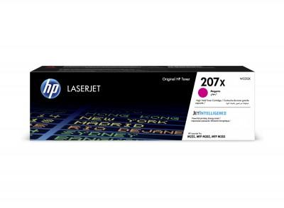 Toner HP 207X W2213X Magenta 2.450 pagini
