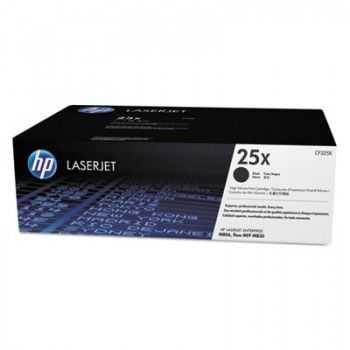 Toner Hp 25X CF325X Laserjet M806 M830 black 34.500 pagini
