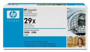Toner HP 29X black