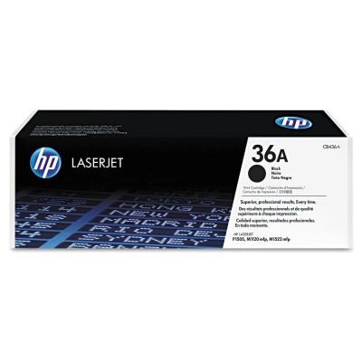 Toner HP 36A Black 2.000 Pagini