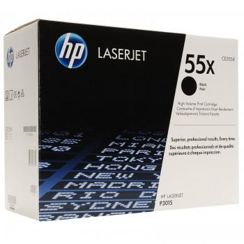 Toner HP 55X Black 12.500 Pagini