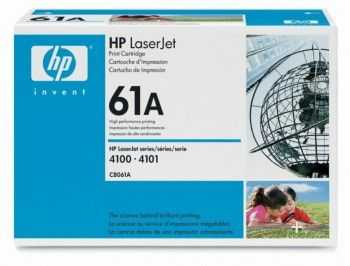Toner HP 61A black