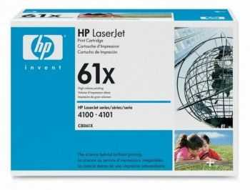 Toner HP 61X black