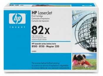 Toner HP 82X black