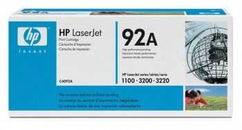 Toner HP 92A black