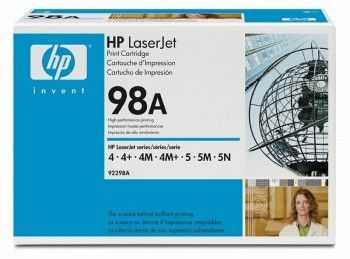 Toner HP 98A black