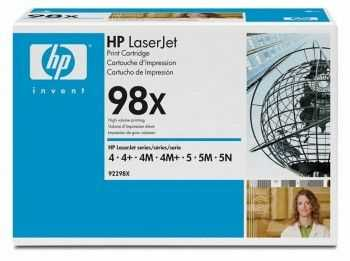 Toner HP 98X black