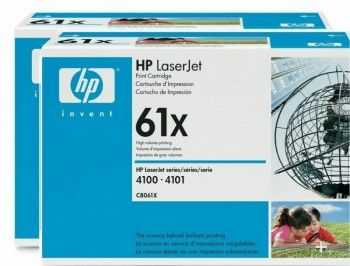 Toner HP C8061D Dual Pack black