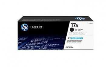 Toner HP CF217A black 1600 pagini