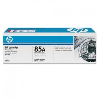 HP LaserJet CE285A Black Print Cartridge (1600 pag)