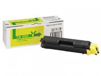 Toner kit Kyocera FS-C5150DN TK-580Y yellow 2800 pagini