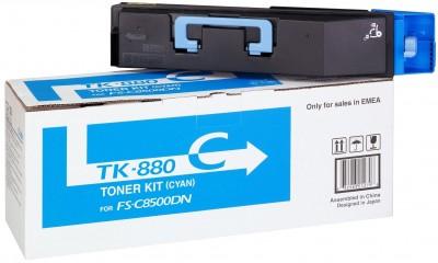 Toner Kyocera TK-880C Cyan 18000 Pagini