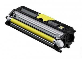 Toner Konica Minolta mc 1600W yellow