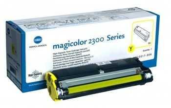 Toner Konica Minolta mc2300 mare capacitate yellow