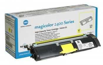 Toner Konica Minolta mc2400 mare capacitate yellow