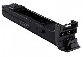 Toner Konica Minolta mc4650, mare capacitate, black.