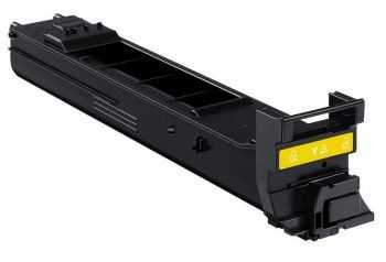 Toner Konica Minolta mc4650, yellow