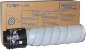 Toner Konica Minolta TN116 bizhub 164 black