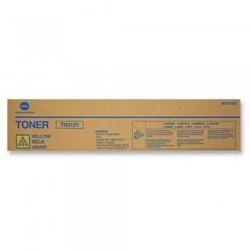 Toner Konica Minolta TN213Y yellow