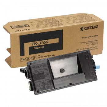 Toner Kyocera TK-3160 Black 12.000 Pagini (1T02T90NL0)