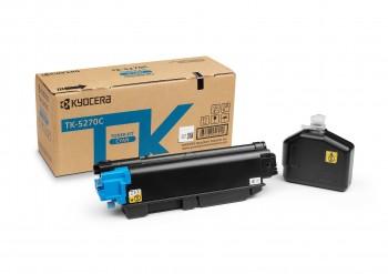 Toner Kyocera TK-5270C Cyan 6.000 Pagini