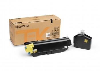 Toner Kyocera TK-5270Y Yellow 6.000 Pagini