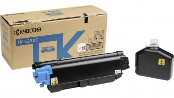 Toner Kyocera TK-5290C Cyan 13.000 Pagini