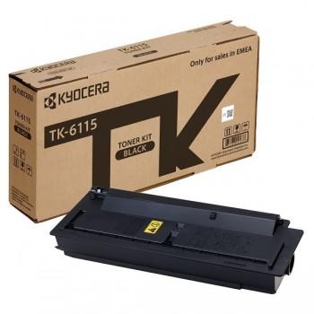 Toner Kyocera TK-6115 Black 15.000 Pagini