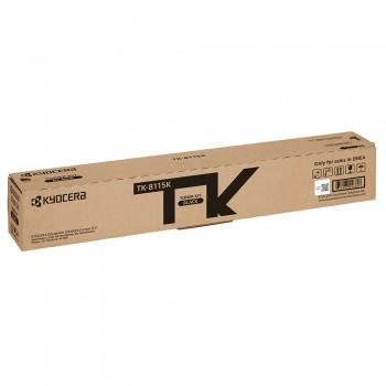 Toner Kyocera TK-8115K Black 12.000 Pagini