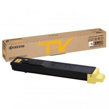 Toner Kyocera TK-8115Y Yellow 6.000 Pagini