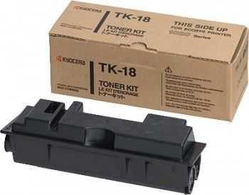 Toner Kyocera TK18 black