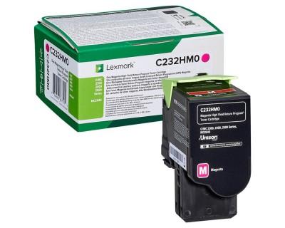 Toner Lexmark C232HM0 Magenta 2300 Pagini