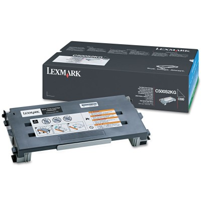 Toner Lexmark C500 X502n black