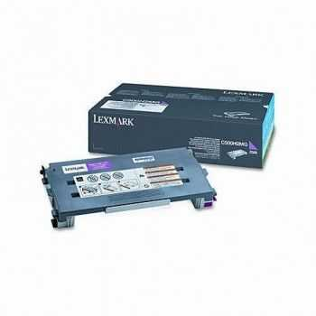 Lexmark Cartridge (C500H2MG) Magenta 3k