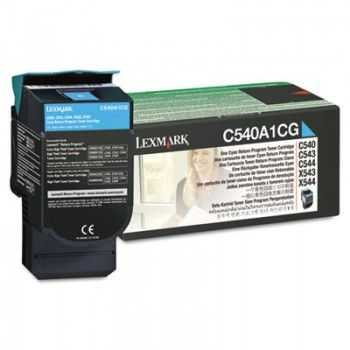 Lexmark Cartridge (C540A1CG) Return Cyan 1k