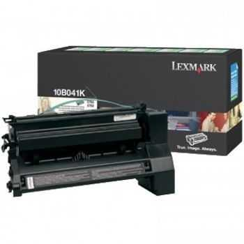 Toner Lexmark C750 return progran black