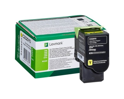 Toner Lexmark MC2425ADW Yellow 1.000 Pagini