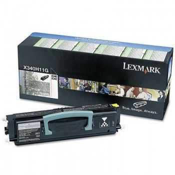 Lexmark Cartridge (X340H11G) Return Black 6k