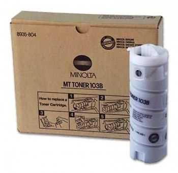 Toner Minolta MT 103B black