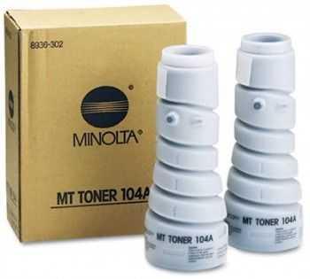 Toner Minolta MT 104B black