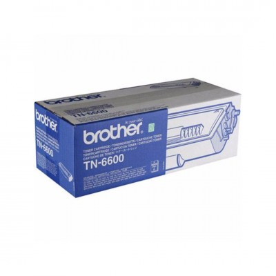 Toner Brother TN6600 Black 6000 Pagini
