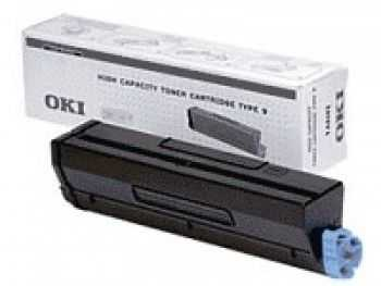Toner Oki B4000 black