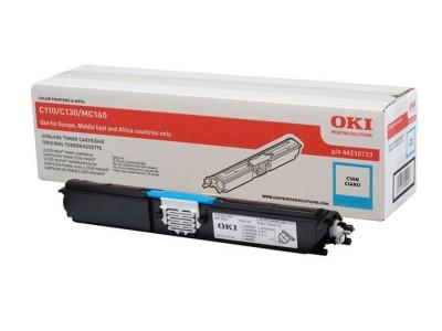 Toner Oki C110 C130n MC160n cyan