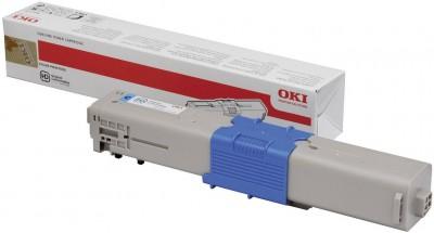 Toner Oki C301 Cyan 1500 Pagini (44973535)