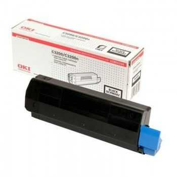 Toner Oki C3200 mare capacitate black