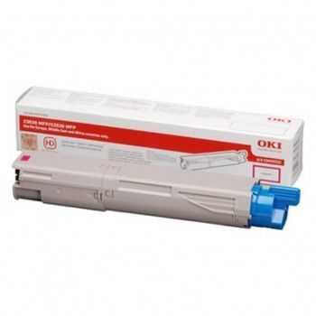Toner Oki C3520MFP C3530MFP magenta