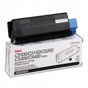 Toner Oki C5100N C5300N black