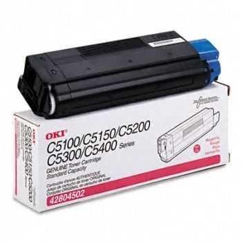 Toner Oki C5100N C5300N magenta